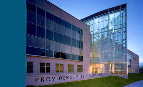 Image for Providence Public Safety Complex, Providence, RI, USA